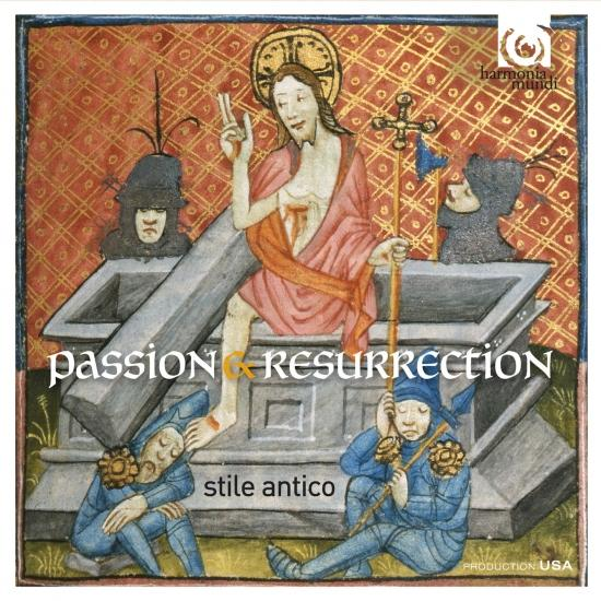 Cover Passion & Resurrection: Music inspired by Holy Week