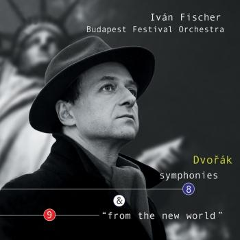 Cover Dvorak: Symphonies Nos.8 & 9 - 'From The New World'