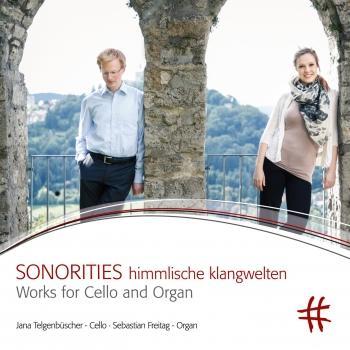 Cover Sonorities: Himmlische Klangwelten