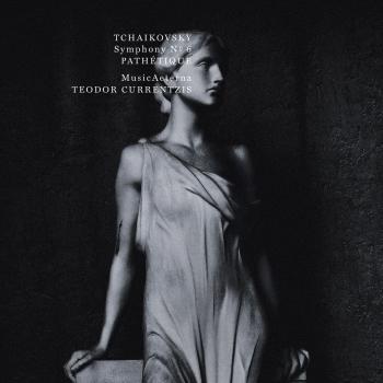 Cover Tchaikovsky: Symphony No.6