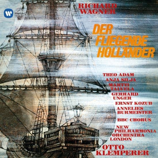 Cover Wagner: Der fliegende Holländer (Remastered)