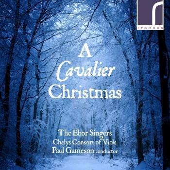 Cover A Cavalier Christmas