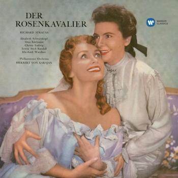 Cover R. Strauss: Der Rosenkavalier (Remastered)