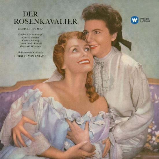 Cover R. Strauss: Der Rosenkavalier (Remastered)
