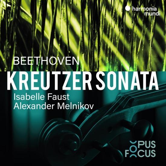 Cover Beethoven: Violin Sonata No. 9 'Kreutzer'