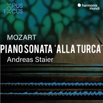 Cover Mozart: Piano Sonata, K. 331 'Alla turca'