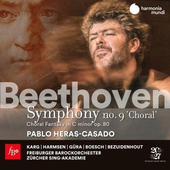 Cover Beethoven: Symphony No. 9 & Choral Fantasy