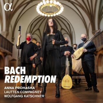 Cover Bach: Redemption