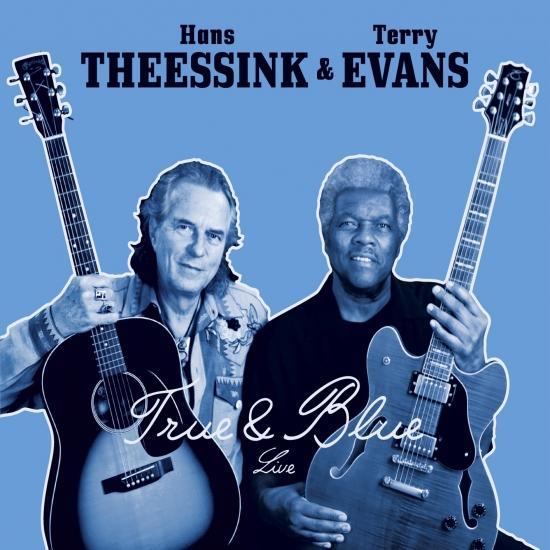 Cover True & Blue (Live)