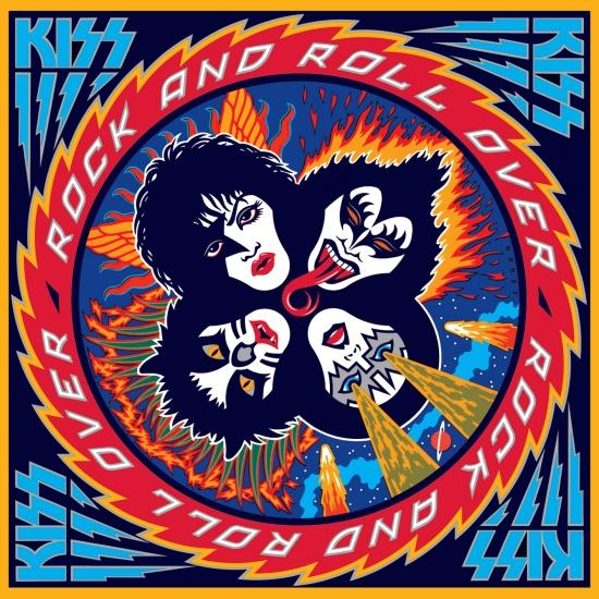 Cover Rock And Roll Over