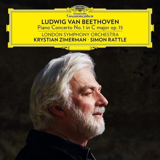Cover Beethoven: Piano Concerto No. 1 in C Major, Op. 15