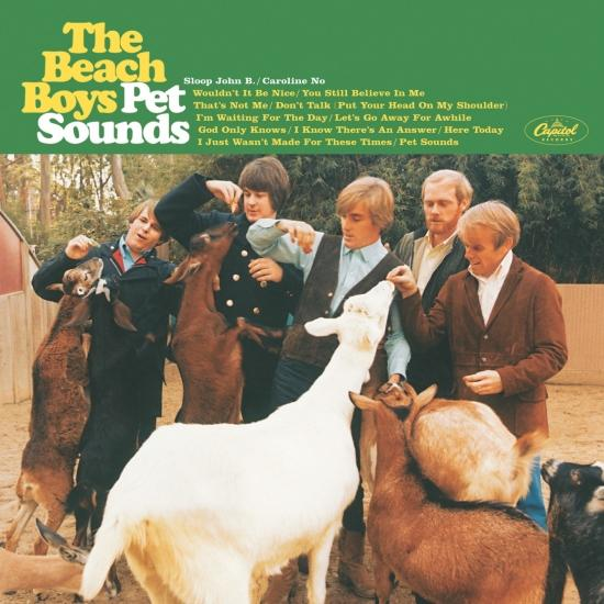 Cover Pet Sounds (Remastered)