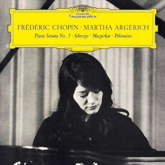 Cover Chopin: Piano Sonata No. 3 in B Minor, Op. 58 & Scherzos, Baracolle, Mazurkas, Polonaises (Remastered)