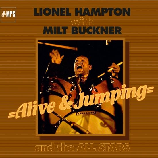 Cover Alive and Jumping (Remastered)