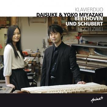 Cover Beethoven und Schubert hoch zwei