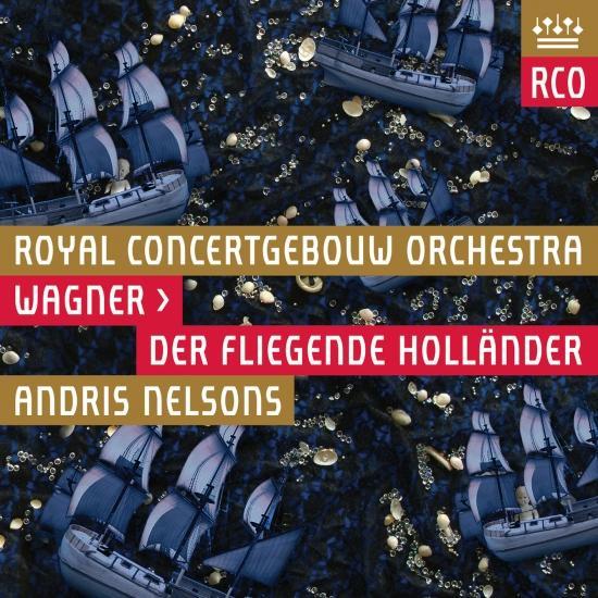 Cover Wagner: Der fliegende Holländer