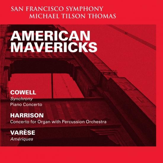 Cover American Mavericks