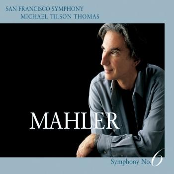 Cover Mahler: Symphony No. 6, 'Tragic'