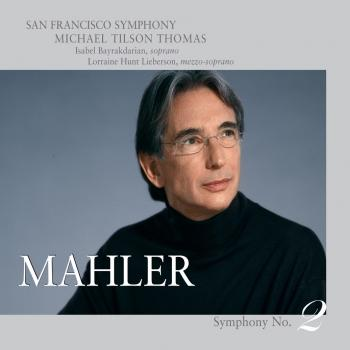 Cover Mahler: Symphony No. 2, 'Resurrection'