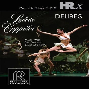 Cover Delibes: Sylvia / Coppelia