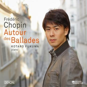 Cover Chopin: Autour des Ballades
