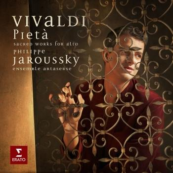 Cover Vivaldi: Pietà - Sacred Works For Alto