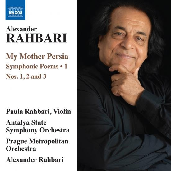 Cover My Mother Persia, Vol. 1 — Symphonic Poems Nos. 1-3
