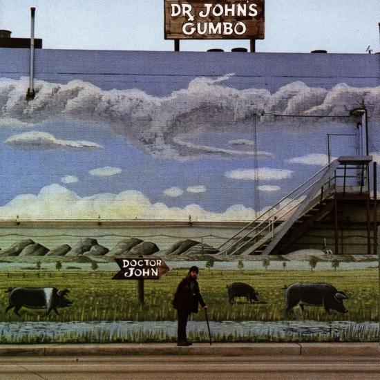 Cover Dr. John's Gumbo (Remastered)