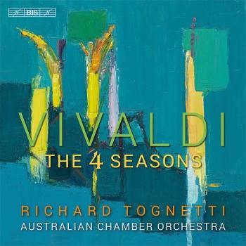 Cover Vivaldi: The Four Seasons