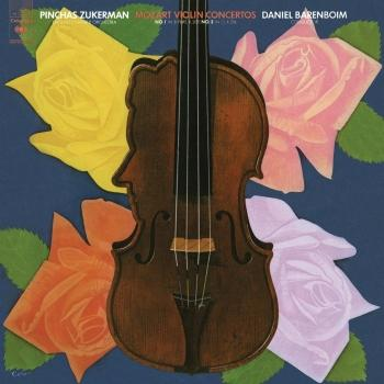 Cover Mozart: Violin Concerto No. 1 in B-Flat Major, K. 207 & Violin Concerto No. 3 in G Major, K. 216 (Remastered)