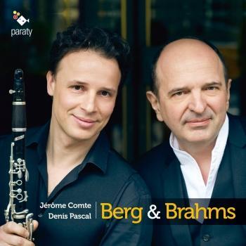 Cover Berg & Brahms