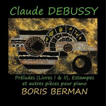 Cover Claude Debussy: Préludes et autres pièces pour piano