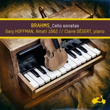 Cover Brahms: Cello Sonatas