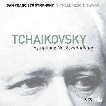 Cover Tchaikovsky: Symphony No. 6, 'Pathétique'