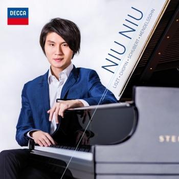 Cover Liszt · Chopin ‧ Schubert ‧ Mendelssohn