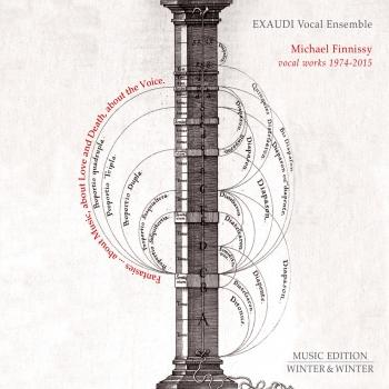 Cover Michael Finnissy Vocal Works 1974-2015