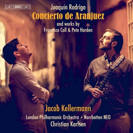 Cover Rodrigo, Coll & Harden: Guitar Works