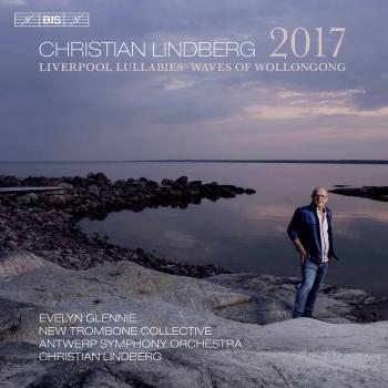 Cover Christian Lindberg: Orchestral Works