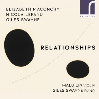 Cover Relationships: Maconchy, LeFanu & Swayne