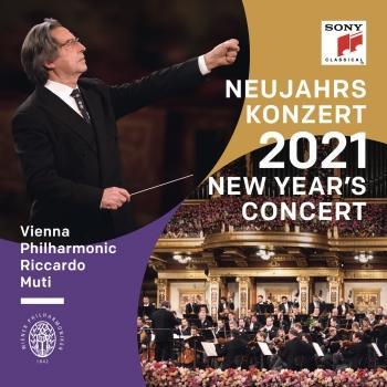 Cover New Year's Concert 2021 / Concert du Nouvel An 2021