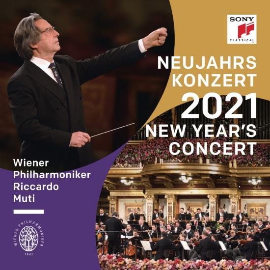 Cover Neujahrskonzert 2021