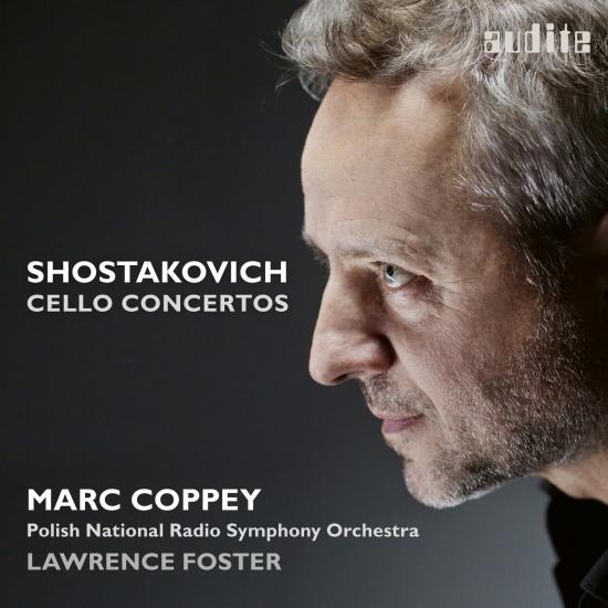 Cover Dmitri Shostakovich: Cello Concertos Nos. 1 & 2