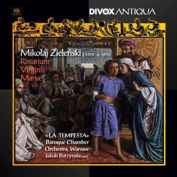Cover Mikolaj Zielenski: Rosarium Virginis Mariae