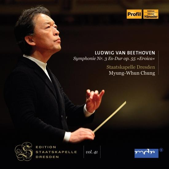 Cover Beethoven: Symphony No. 3 in E-Flat Major, Op. 55 'Eroica' (Live)