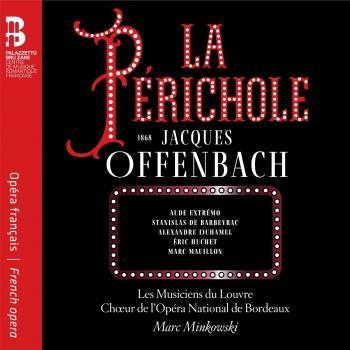 Cover Offenbach: La Périchole