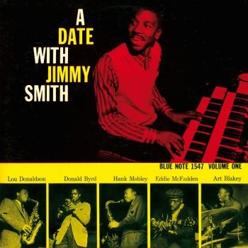 Cover A Date With Jimmy Smith (Volume One)