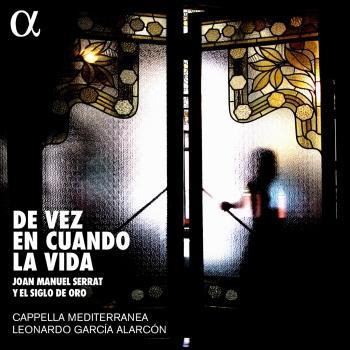 Cover De vez en cuando la vida: Joan Manuel Serrat y el siglo de oro