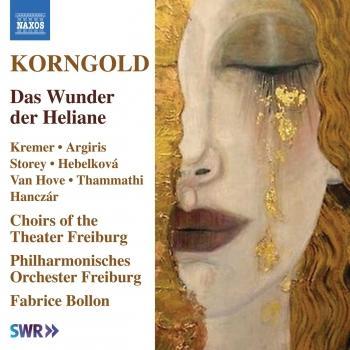 Cover Korngold: Das Wunder der Heliane, Op. 20