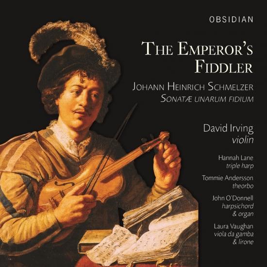 Cover The Emperor's Fiddler