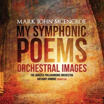 Cover My Symphonic Poems: Orchestral Images
